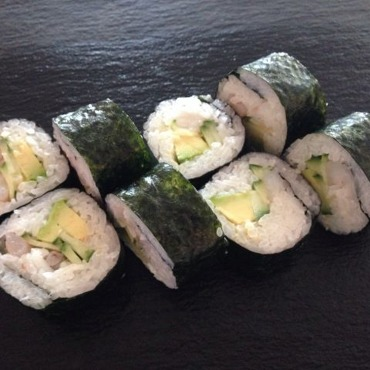 California roll ebi 8ks